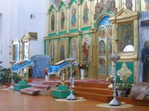 Талгар храм Николая Чудотворца